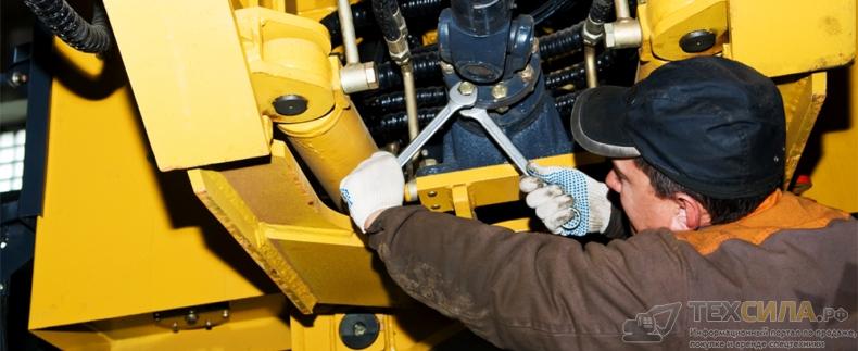 Продолжительность: ремонт рабочего оборудования экскаватора урал